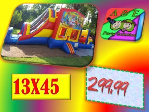 Castle-Birthday-Large-Bounce-House