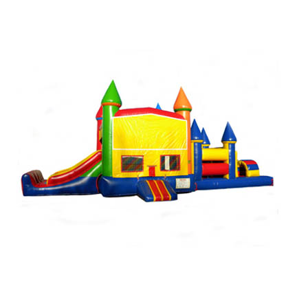 38ft Toddler Obstacle Course Image