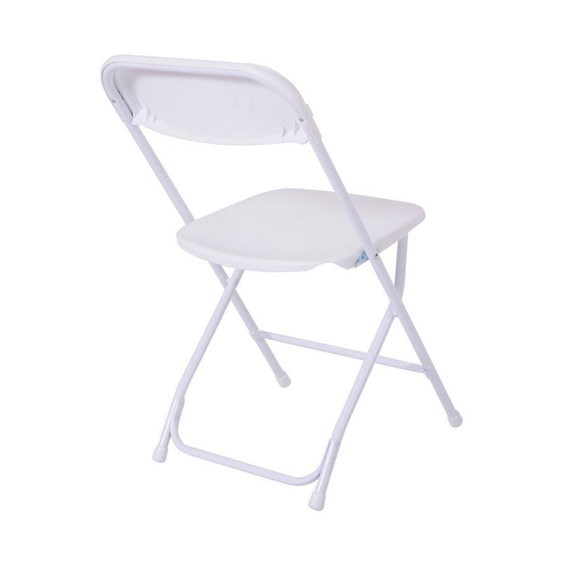 White Folding Chair Image