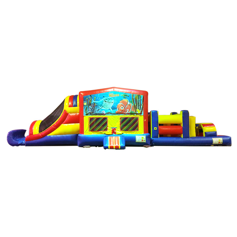 45ft Obstacle Course Image