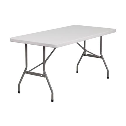 Rectangle Table (Various Sizes) Image