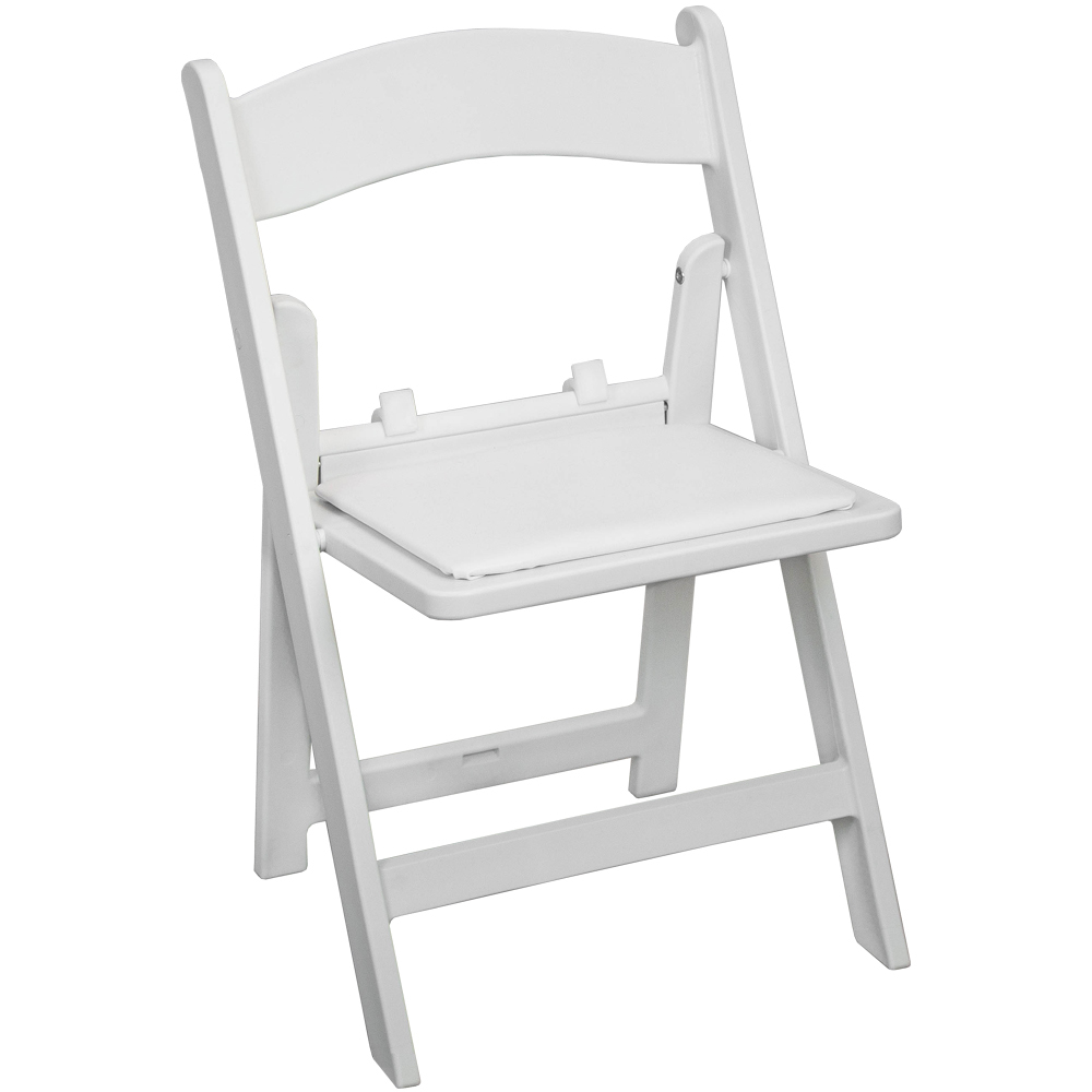 Resin Folding Chairs Image